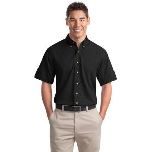Promotional Button Down Shirts-S500T