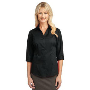 Promotional Button Down Shirts-L6290