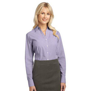 Promotional Button Down Shirts-L639
