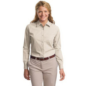 Promotional Button Down Shirts-L607