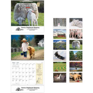 Promotional Wall Calendars-OF56CC1