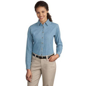 Promotional Button Down Shirts-LSP10