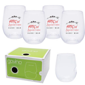 Promotional Drinking Glasses-556