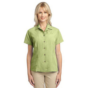 Promotional Button Down Shirts-L536