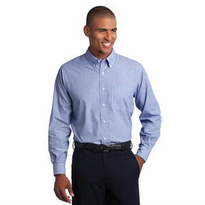 Promotional Button Down Shirts-TLS640