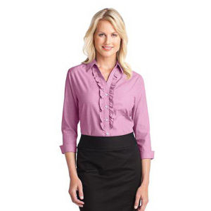 Promotional Button Down Shirts-L644