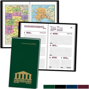 Promotional Pocket Diaries-RR3MAP PC960