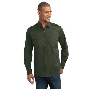 Promotional Button Down Shirts-S649