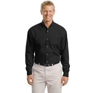 Promotional Button Down Shirts-TLS600T