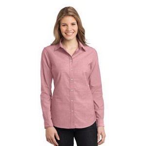 Promotional Button Down Shirts-L653