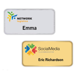 Promotional Name Badges-SEAS2