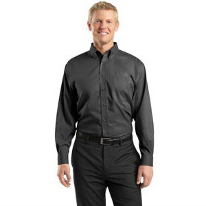 Promotional Button Down Shirts-TLRH37