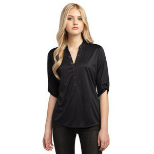 Promotional Button Down Shirts-LOG111