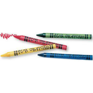 Promotional Crayons-FUN120B