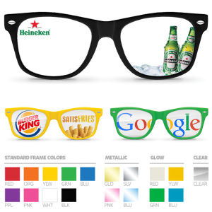 Glasses with Full Color