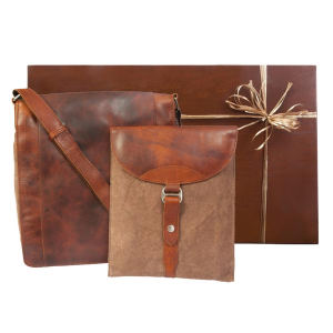 Promotional Leather Portfolios-GK86