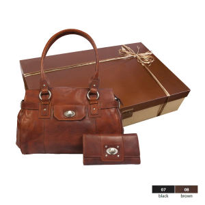 Promotional Leather Portfolios-GK85