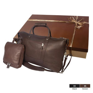 Promotional Leather Portfolios-GK37