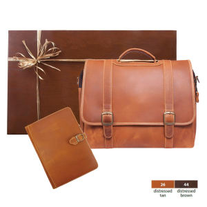 Promotional Leather Portfolios-GK92