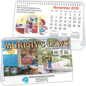 Promotional Desk Calendars-DC5094