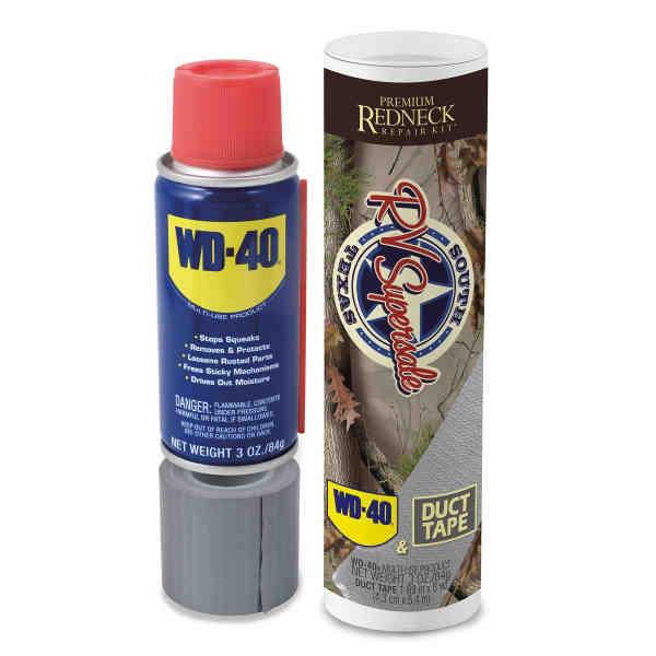 WD-40 Redneck Repair Kit