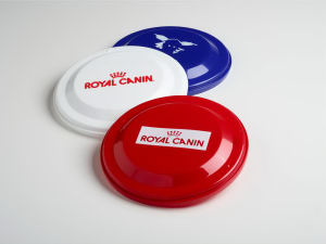 Promotional Flying Disks-DogF
