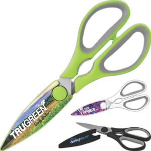 Scissors w/Magnetic Holder.Stainless steel