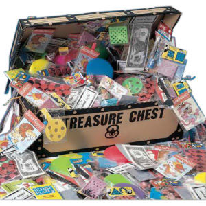 Pirate's Treasure Chest with