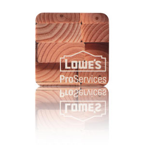 Promotional Coasters-D-C80SQ35