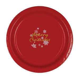 Promotional Table & Plate Accessories-T-PAP9-RED