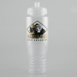 Promotional Sports Bottles-T-B11-CLEAR