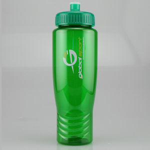Promotional Sports Bottles-T-B11-GREEN