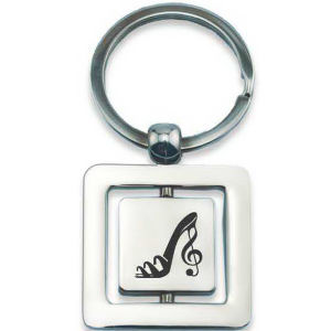 Promotional Metal Keychains-142270
