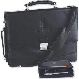Promotional Leather Portfolios-5794