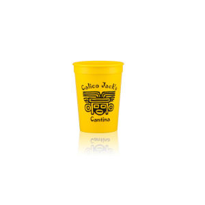 Promotional Stadium Cups-T-ST12-Yellow