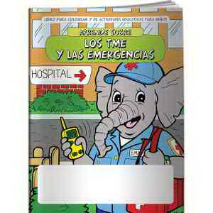 Promotional Coloring Books-CB1141s