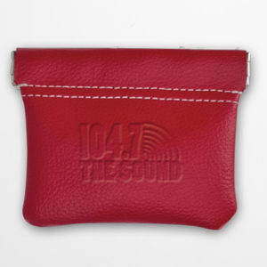 Promotional Vinyl ID Pouch/Holders-V6470