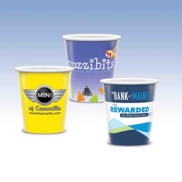 9oz-Reusable White Plastic Cup-Hi-Definition