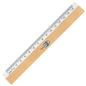 Optical suppliers ruler with