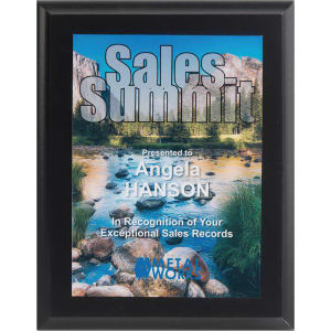 Promotional Plaques-Wood 63