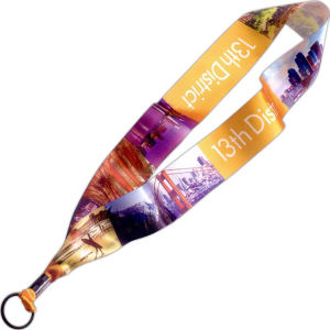 Promotional Lanyards-LRIS15M
