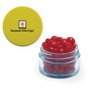 Promotional Candy-TWIST-Y-RED