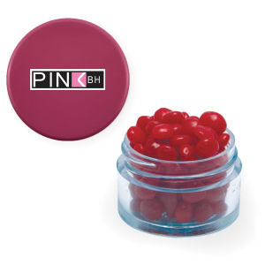 Promotional Candy-TWIST-PI-RED