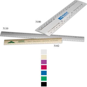 Promotional Rulers/Yardsticks, Measuring-3100