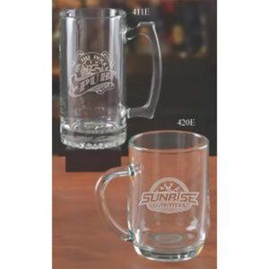 Promotional Glass Mugs-411E
