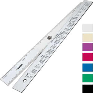 Promotional Rulers/Yardsticks, Measuring-4300