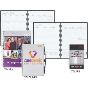 Promotional Desk Calendars-TM7R4-PS