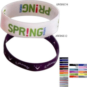 Promotional Wristbands-AWBSE12