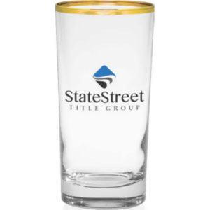 Deluxe beverage glass, 12