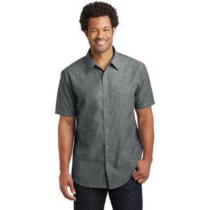 Promotional Button Down Shirts-DM3810